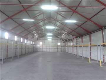 Magacin 750 m2 ( kancelarije100m2), plac 4,5 a,