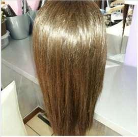 Perika od prirodne kose