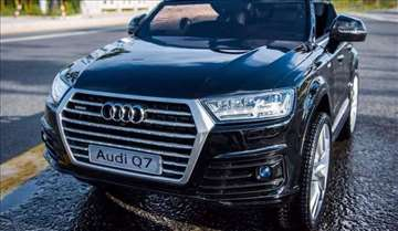 Dečiji auto na akumulator Audi Q7 najnoviji licenc