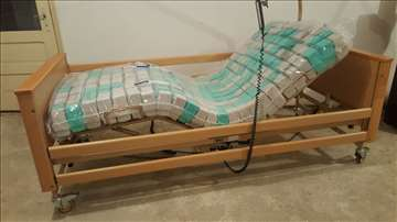 El bolnicki krevet i NOV DUSEK NA POKLON DOSTAVA