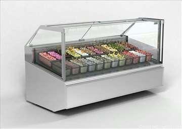 Vitrina za sladoled ISA Supershow -ekstra povoljno