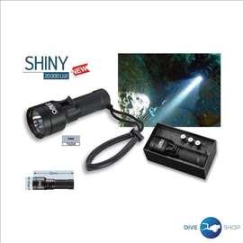 Ronilačka LED lampa Omer Shiny