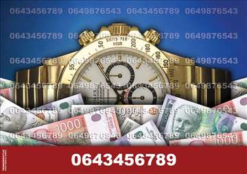 OTKUP luksuznih satova (0643456789)