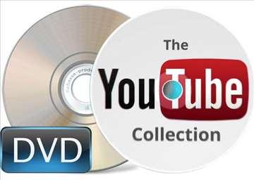 Izrada DVD-a od YouTube klipova
