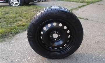 Continental letnja guma sa felnom 195/55 R16