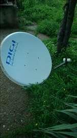 Digi sat.antena sa Resiverom