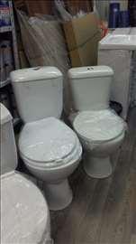 WC šolja sa vodokotlićem i daskom