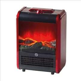 Ardes 349 Električni kamin - crveni