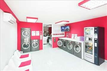 Profesionalne mašine za pranje i sušenje veša LG