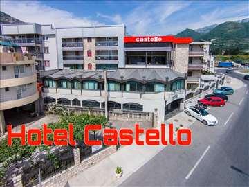 Crna Gora, Bar, hotel