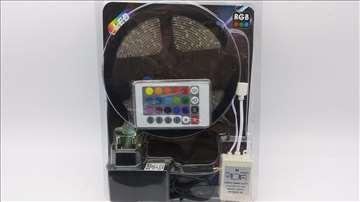 LED traka RGB 3528 komplet