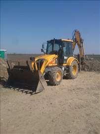 Iskop, zemljani radovi, rušenje i odvoz