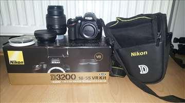 Nikon D3200 Nikkor 18-55mm +