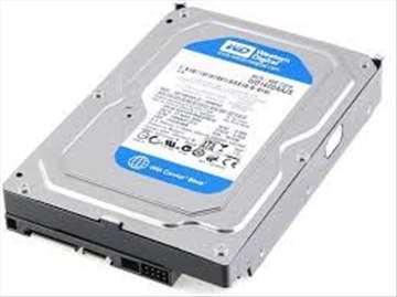 Hard disc SATA WD1600AAJS ispravan 160GB
