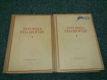 Istorija filozofije 1-2