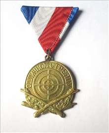 Medalja odličnom strelcu