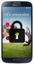 Samsung dekodiranje / otključavanje mobilnih telef