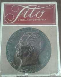 Tito u delima likovnih umetnika