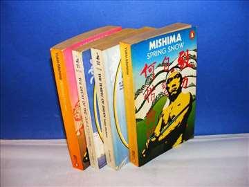 yukio mishima 4 knjige lot