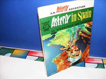 Asterix in Spain  BY GOSCINNY AND UDERZO
