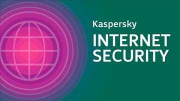 KASPERSKY INTERNET SECURITY 2017 - 3 Računara