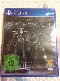 "PS4: Warhammer 40,000 ""Deathwatch"""