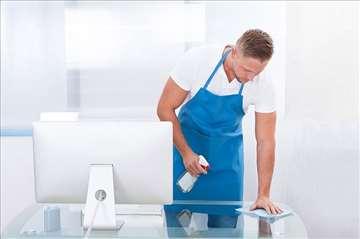 Čišćenje stambenih i poslovnih objekata