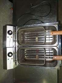Elektricna dupla friteza