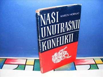 NAŠI UNUTRAŠNJI KONFLIKTI Karen Hornaj