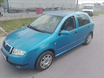 2001 Škoda Fabia 1.4 mpi