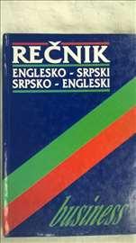Knjiga:Recnik Eng.-srp. i obrnuto,business