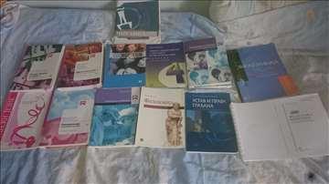 Knjige za 4 godinu srednje medicinske škole