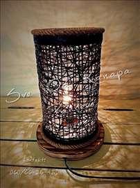 Lampa od kanapa -ručni rad