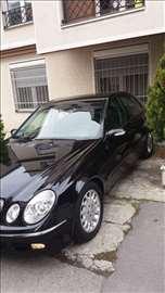 Mercedes-Benz E220 cdi elegance