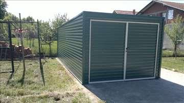 Montažne garaže NOVO