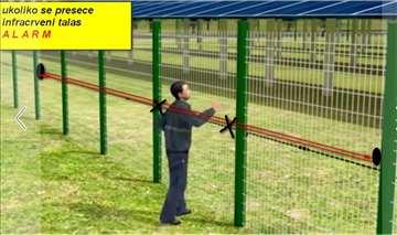 Senzor nevidljiva ograda