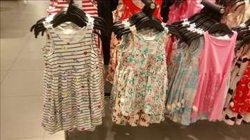 H&M pamucne haljinice modeli leto 2017