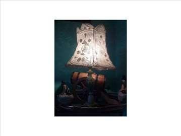 Komodna Lampa od Onixa sa Abazurom