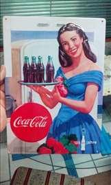 Limena koka kola reklama