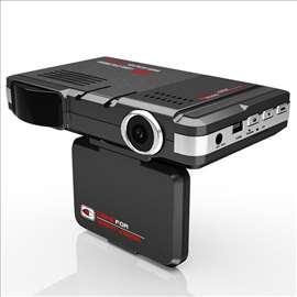 3u1 Auto kamera DVR+ GPS+ radar