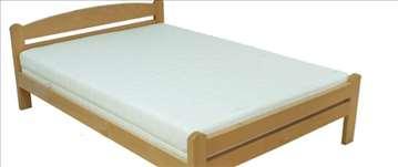 Bračni krevet masiv