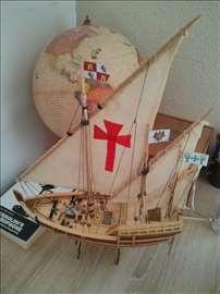 Maketa Kolumbovog broda Ninja