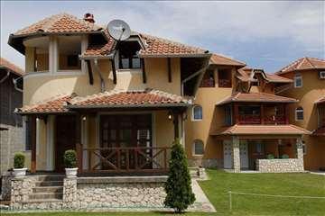 Srebrno jezero - apartmani i studija