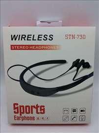 Bluetooth slušalice STN730, sport