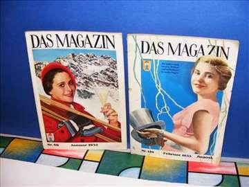 Das Magazin dva broja 1932/1935