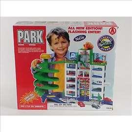 Garaža set igračka za dečake