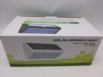 Solarna lampa/svetlo sa senzorom pokreta dan/noć