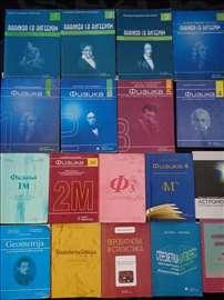 Matematička gimnazija - stručni udžbenici