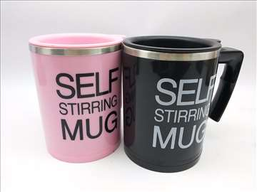 Self Stirring Mug-šolja koja sama meša