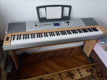 Yamaha Portable Grand DGX 630